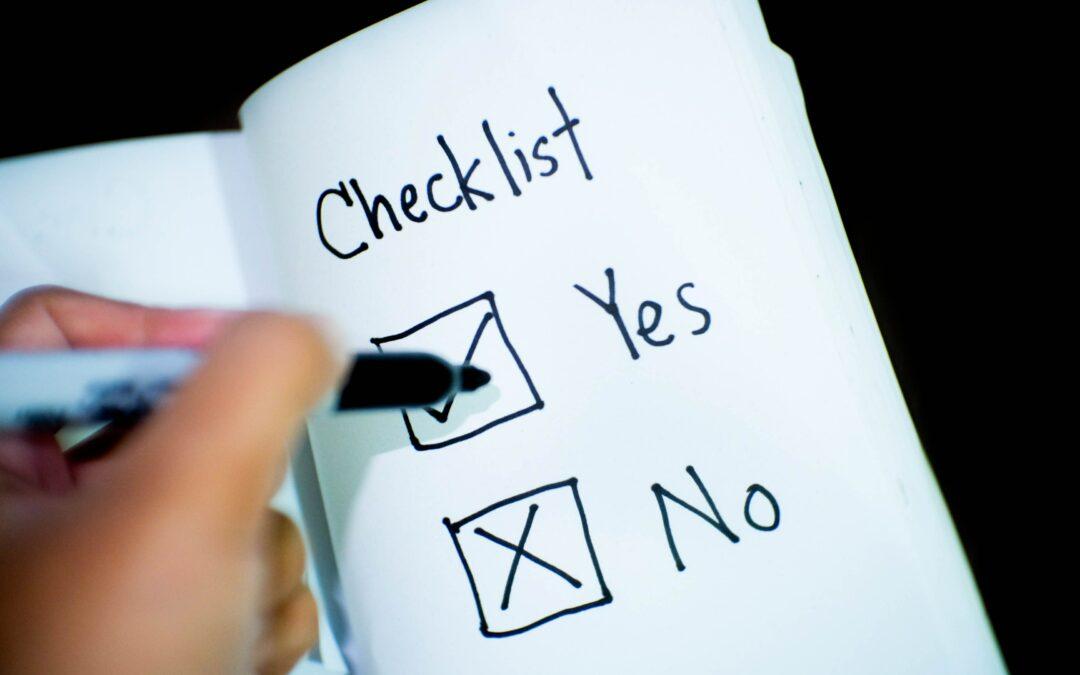 Regulamin sklepu internetowego – co powinien zawierać