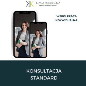 konsultacja standard