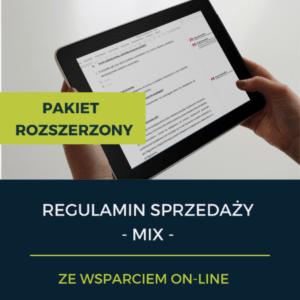 regulamin mix