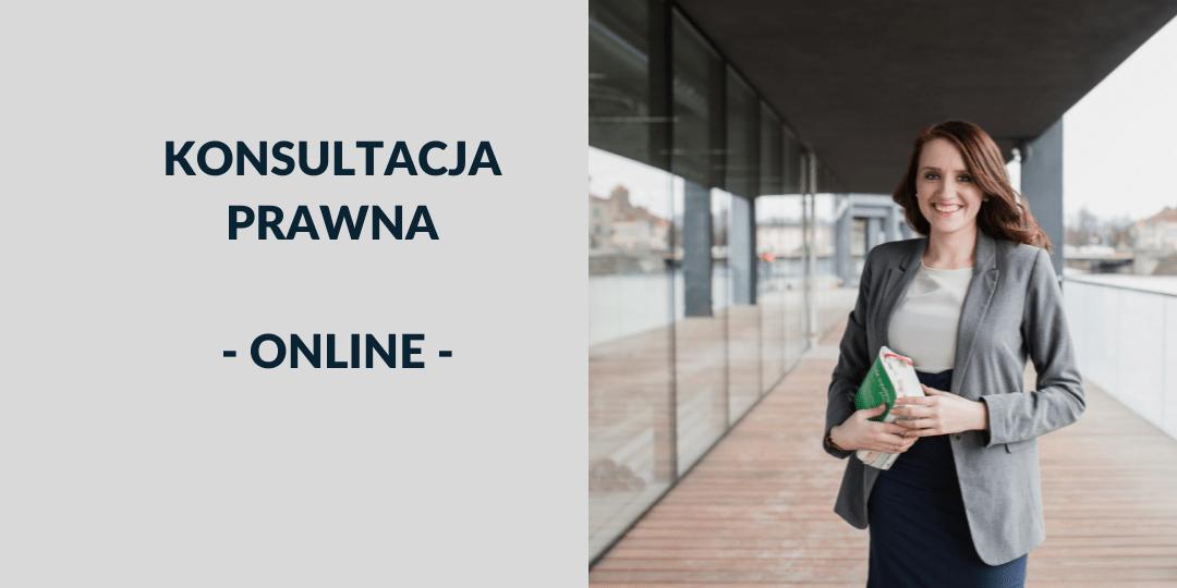 konsultacja prawna online